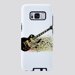 Shattering Blues Guitar Samsung Galaxy S8 Case