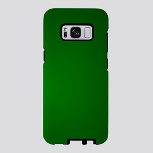 Hunter Green gradient Samsung Galaxy S8 Case