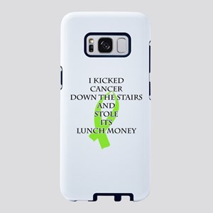Cancer Bully (Lime Green Ribbon) Samsung Galaxy S8