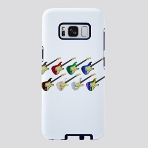 Electric Guitar Collection Samsung Galaxy S8 Case