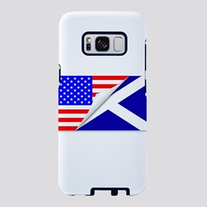 United States and Scotland Samsung Galaxy S8 Case
