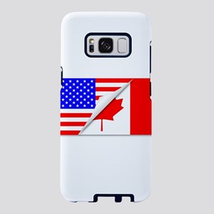 United States and Canada Fl Samsung Galaxy S8 Case