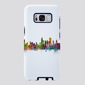 Chicago Illinois Skyline Samsung Galaxy S8 Case