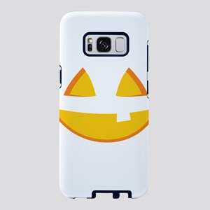PUMPKIN COSTUME - QUICK & E Samsung Galaxy S8 Case