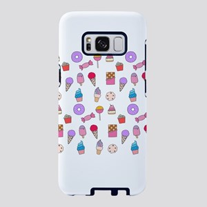 Candy and cake Samsung Galaxy S8 Case