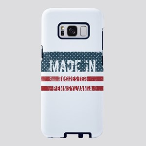 Made in Rochester, Pennsylv Samsung Galaxy S8 Case