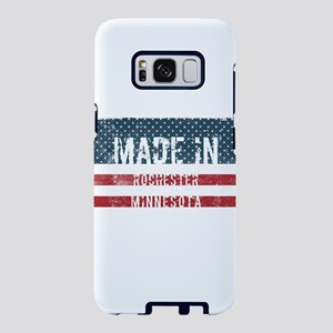 Made in Rochester, Minnesot Samsung Galaxy S8 Case