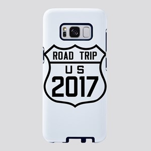 Road Trip US 2017 Samsung Galaxy S8 Case
