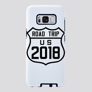 Road Trip US 2018 Samsung Galaxy S8 Case