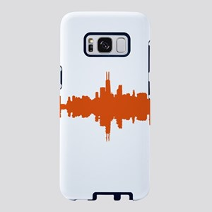 Chicago skyline Samsung Galaxy S8 Case