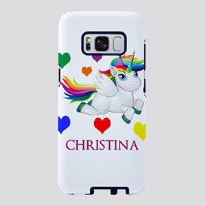Unicorn Make Personalized Samsung Galaxy S8 Case