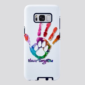 Never Forgotten Samsung Galaxy S8 Case