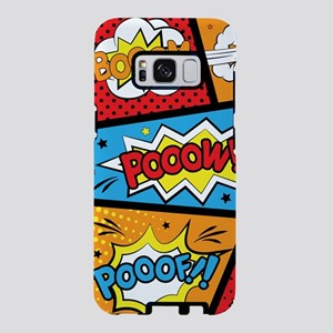 Comic Effects Samsung Galaxy S8 Case