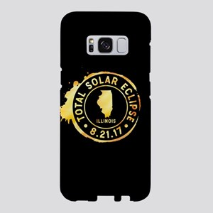Eclipse Illinois Samsung Galaxy S8 Case