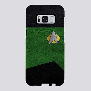 SF 2360 LEATHER GREEN Samsung Galaxy S8 Case