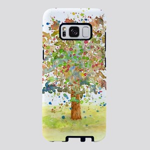 Landscape 466 Tree Samsung Galaxy S8 Case