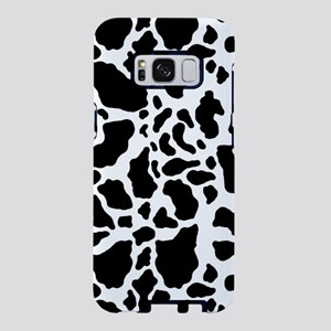 Cow Print Pattern Samsung Galaxy S8 Case