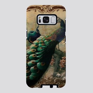 romantic paris vintage peac Samsung Galaxy S8 Case