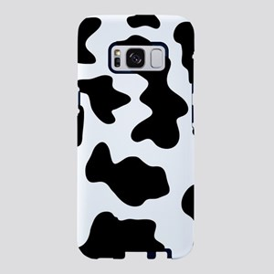 farm dairy cow print Samsung Galaxy S8 Case