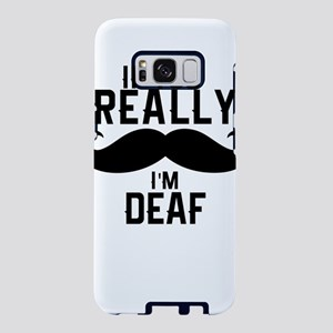 If You Really Mustache I'm Samsung Galaxy S8 Case