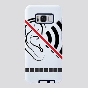 Deaf Awareness Gift Samsung Galaxy S8 Case