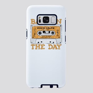 Back in the Day 80s Cassett Samsung Galaxy S8 Case