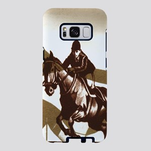 Show Jumping Samsung Galaxy S8 Case