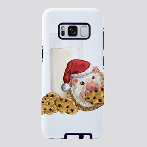 Christmas Cookie Hog Samsung Galaxy S8 Case