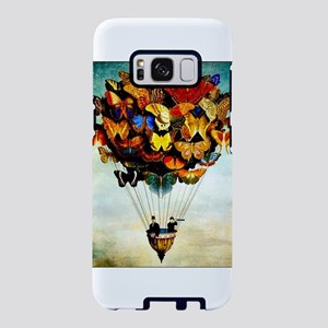 Butterfly Abstract Balloon Samsung Galaxy S8 Case