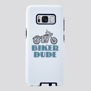 Biker Dude Samsung Galaxy S8 Case