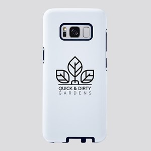 Quick & Dirty Gardens L Samsung Galaxy S8 Case