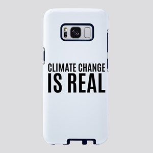 Climate Change is Real Samsung Galaxy S8 Case