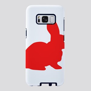Red Rabbit Samsung Galaxy S8 Case