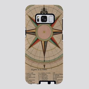 Compass Rose Galaxy Cases - CafePress