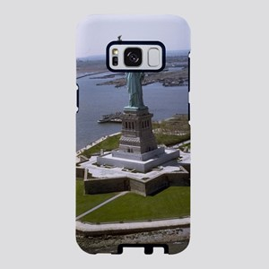 Statue of Liberty Photograp Samsung Galaxy S8 Case
