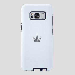 Queen of Spades Crown 02 Samsung Galaxy S8 Case