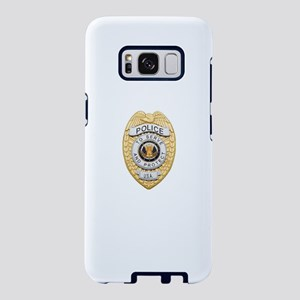 Samsung Galaxy S8 Case With Police Badge
