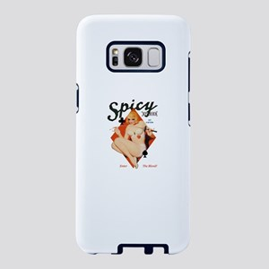 Fencing spicysories... Samsung Galaxy S8 Case