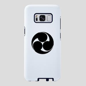 hidarimitutomoe Samsung Galaxy S8 Case