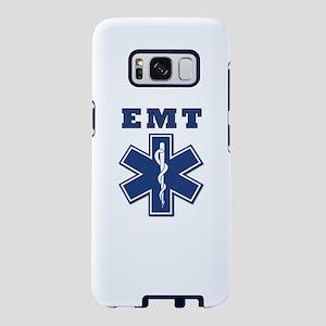 EMT Blue Star Of Life* Samsung Galaxy S8 Case