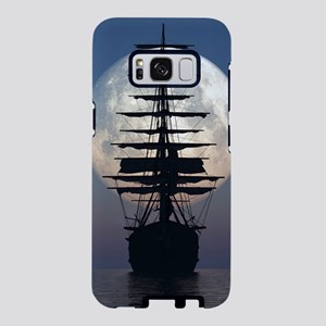 Ship Sailing In The Night Samsung Galaxy S8 Case