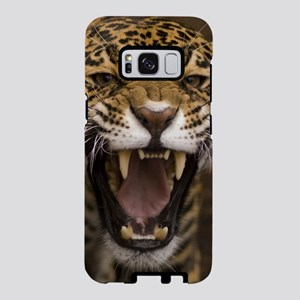 Growling Jaguar Samsung Galaxy S8 Case