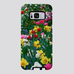 Flower Garden Samsung Galaxy S8 Case