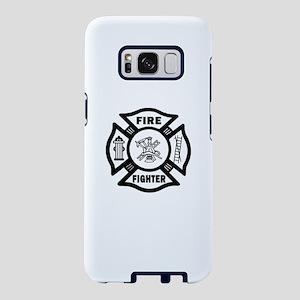 Fire Fighter Samsung Galaxy S8 Case