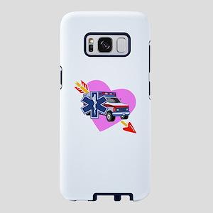 EMS Care Heart Samsung Galaxy S8 Case