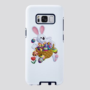 Easter Bunny With Basket Of Samsung Galaxy S8 Case