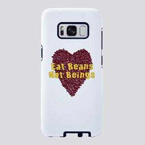 Eat Beans Not Beings Samsung Galaxy S8 Case