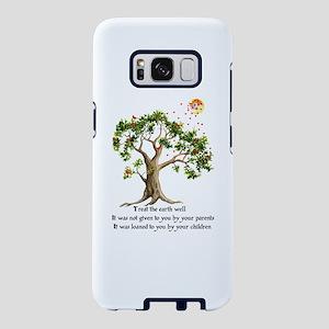 Kenyan Nature Proverb Samsung Galaxy S8 Case