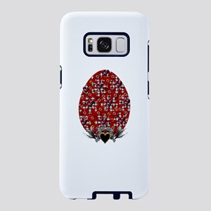 Rivets and Metal Easter Egg Samsung Galaxy S8 Case