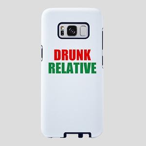 Drunk Relative Samsung Galaxy S8 Case